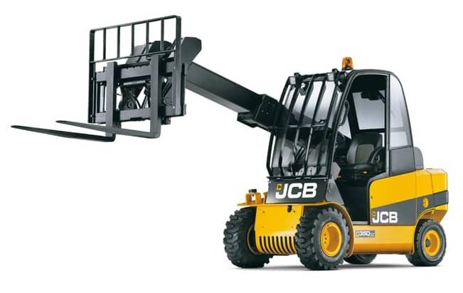 JCB Teletruck 2,5 – 3,5 ton