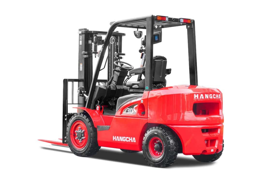 X-Series 1,5-3,8 ton