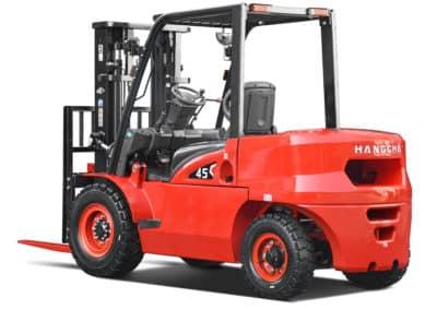 X-Series 4,0-5,0 ton