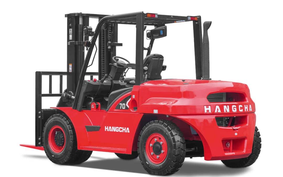 X-Series 7,0-10,0 ton