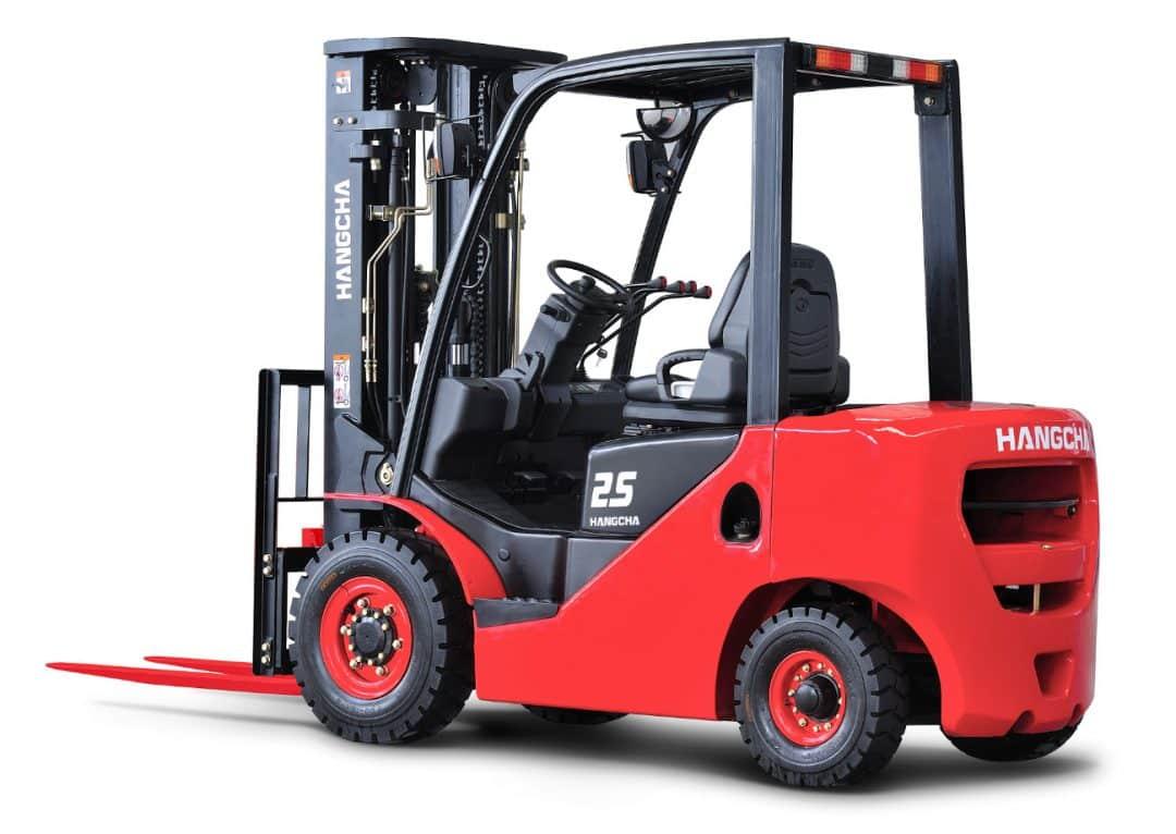 XF-Series 1,0-3,5 ton