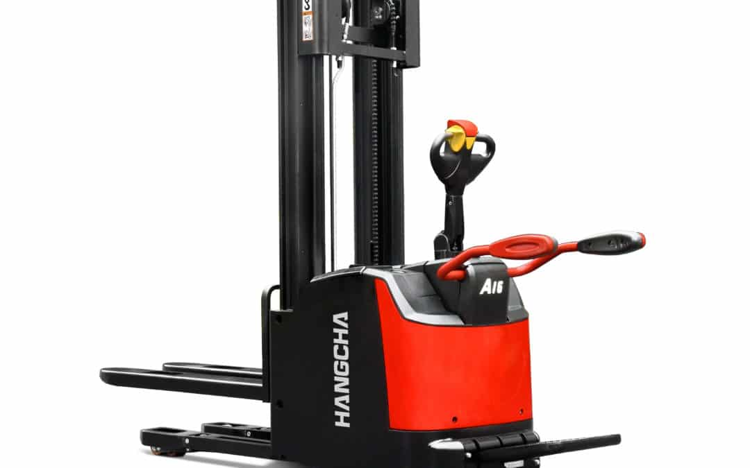 A-series Hi range Stand-on with initial lift 1,2-1,6 ton
