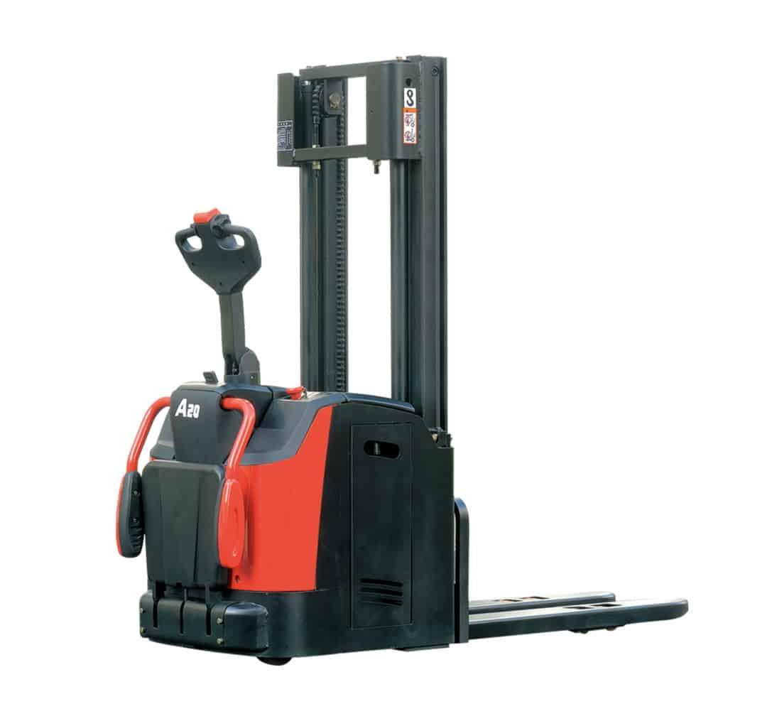 A-series Hi range Stand-on 1,2-2,0 ton