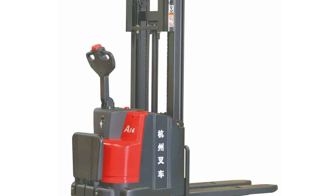 A-series Basic range Stand-on 1,2-1,6 ton