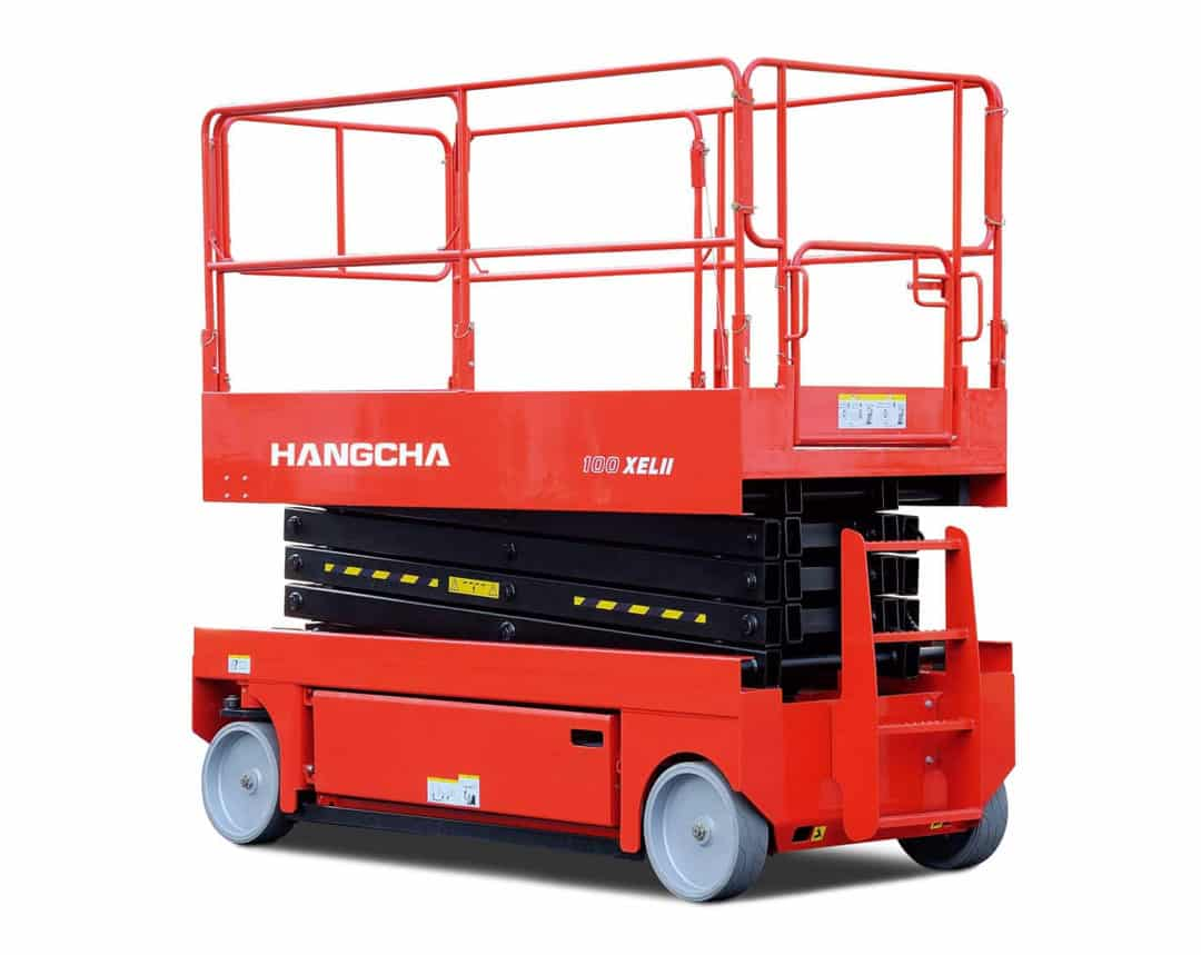 Self-propelled Electric Scissor lift