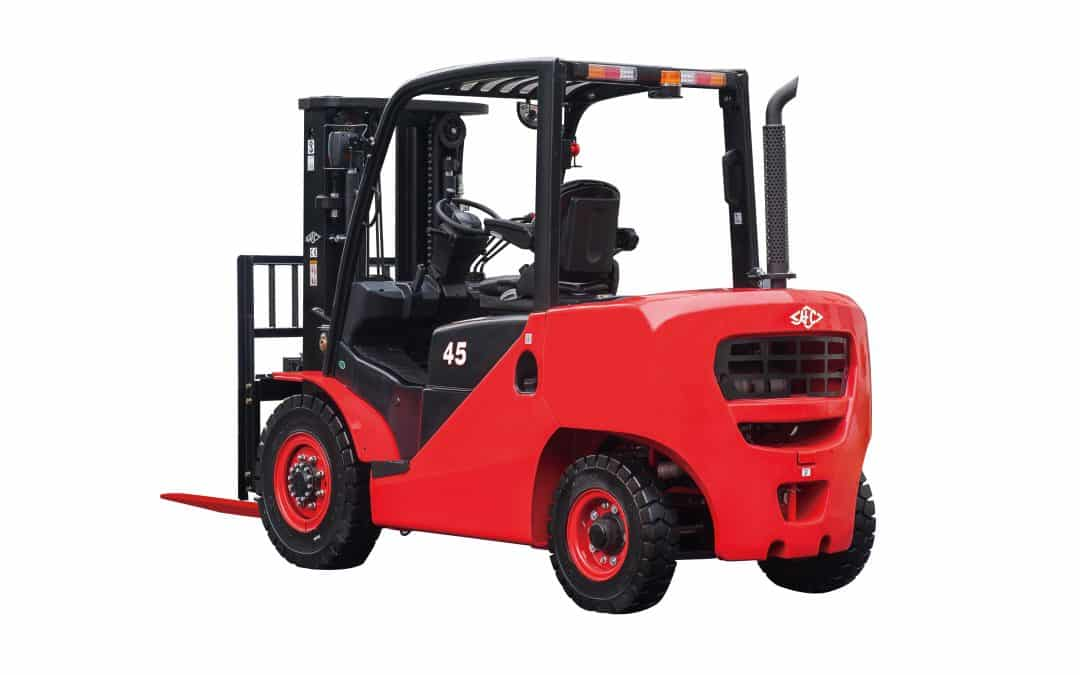XF-Series 4,0-5,5 ton