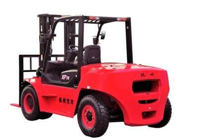 XF-Series 5,0-7,0 ton