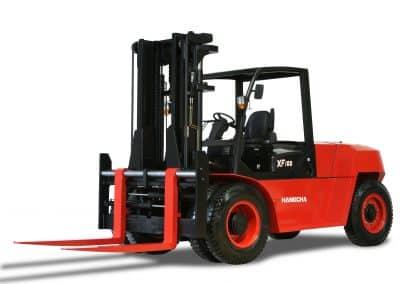 XF-Series 8,0-12 ton