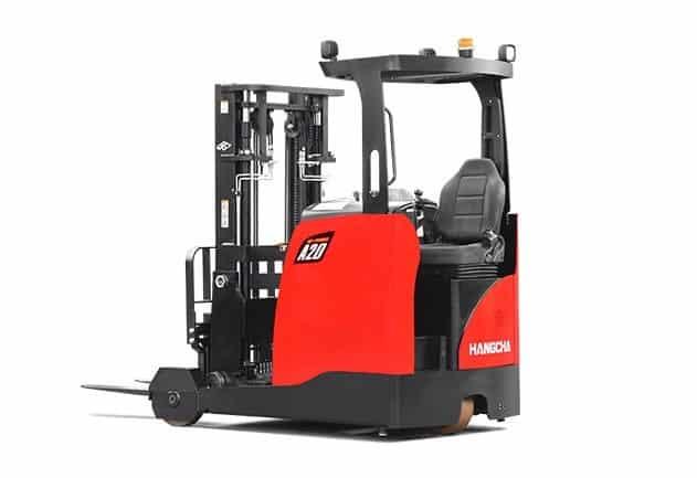 A-Series Reach truck 1,2-2,0 ton