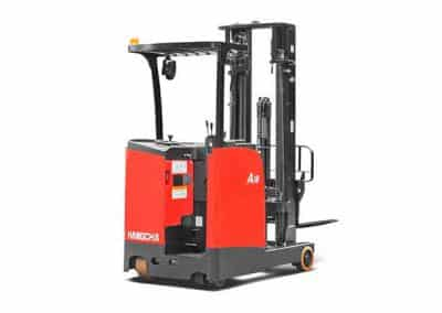 A-Series Reach truck stand-on 1,5-1,8 ton